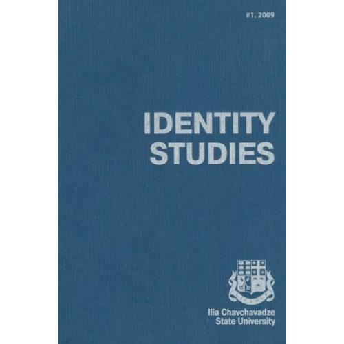 View Vol. 1 (2009): Identity Studies
